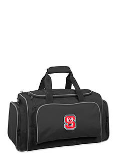 WallyBags NC State Wolfpack 21-in. Collegiate Duffel - Online Only