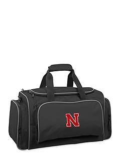 WallyBags Nebraska Cornhuskers 21-in. Collegiate Duffel - Online Only