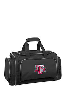WallyBags Texas A & M Aggies 21-in. Collegiate Duffel - Online Only
