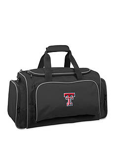 WallyBags Texas Tech Red Raiders 21-in. Collegiate Duffel - Online Only