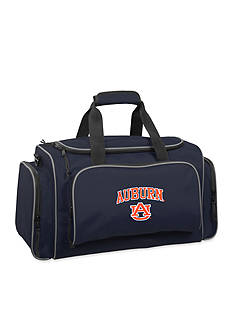 WallyBags Auburn Tigers 21-in. Collegiate Duffel - Online Only