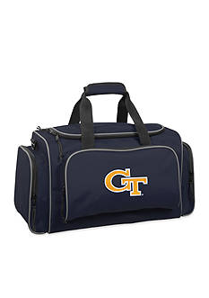WallyBags Georgia Tech Yellow Jackets 21-in. Collegiate Duffel - Online Only