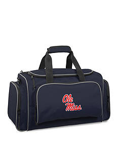 WallyBags Ole Miss Rebels 21-in. Duffel