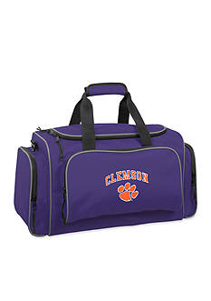 WallyBags Clemson Tigers 21-in. Collegiate Duffel - Online Only