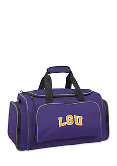WallyBags LSU Tigers 21-in. Collegiate Duffel - Online Only