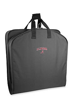 WallyBags Alabama Crimson Tide 40-in. Suit Length Garment Bag - Online Only