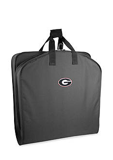 WallyBags Georgia Bulldogs 40-in. Suit Length Garment Bag - Online Only