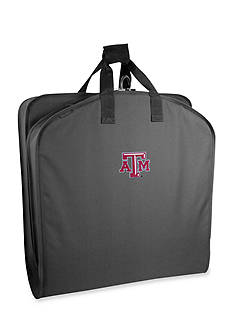 WallyBags Texas A&M University Aggies 40-in. Suit Length Garment Bag - Online Only