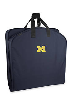 WallyBags Michigan Wolverines 40-in. Suit Length Garment Bag