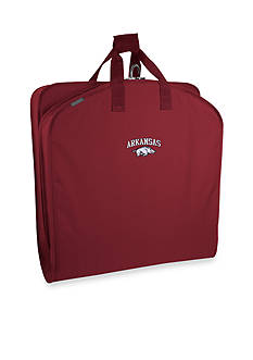 WallyBags Arkansas Razorbacks 40-in. Garment Bag