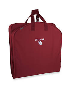 WallyBags Oklahoma Sooners 40-in. Garment Bag