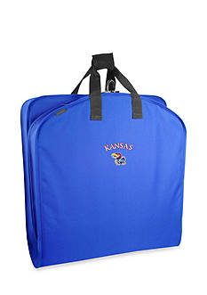 WallyBags Kansas Jayhawks 40-in. Suit Length Garment Bag - Online Only