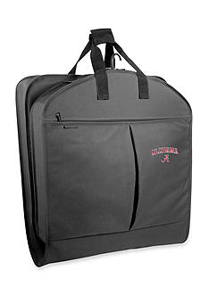 WallyBags Alabama Crimson Tide 40-in. Suit Length Garment Bag