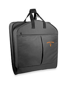 WallyBags Arizona State Sun Devils 40-in. Garment Bag with Pockets