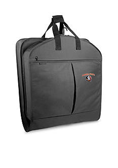 WallyBags Florida State Seminoles 40-in. Garment Bag with Pockets