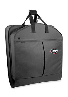WallyBags Georgia Bulldogs 40-in. Suit Length Garment Bag