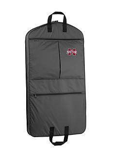 WallyBags 40-in. Garment Bag - Mississippi State Bulldogs