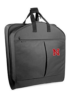 WallyBags Nebraska Cornhuskers 40-in. Suit Length Garment Bag - Online Only