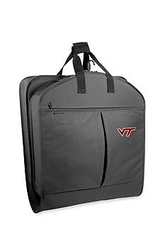 WallyBags Virginia Tech Hokies 40-in. Suit Length Garment Bag - Online Only