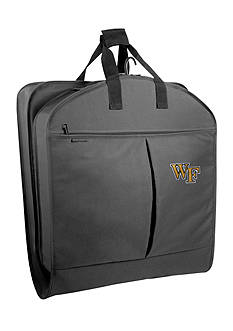 WallyBags 40-in. Garment Bag - Wake Forest Demon Deacons