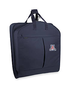 WallyBags Arizona Wildcats 40-in. Garment Bag with Pockets
