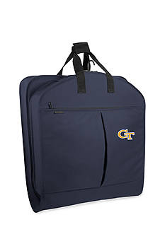 WallyBags Georgia Tech Yellow Jackets 40-in. Suit Length Garment Bag - Online Only