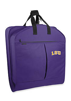 WallyBags LSU Tigers 40-in. Suit Length Garment Bag - Online Only