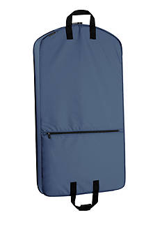 WallyBags 42-in. Suit Length Garment Bag with Accessory Pocket - Online Only