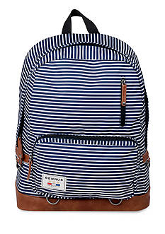 Benrus Infantry Navy Stripe Backpack