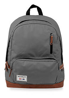 Benrus Infantry Grey Backpack