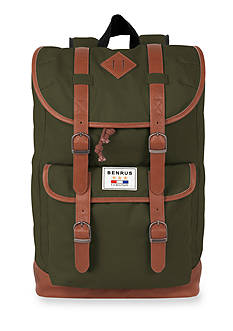Benrus Scout Olive Backpack