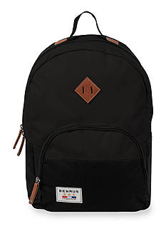 Benrus Bulldog Black Backpack