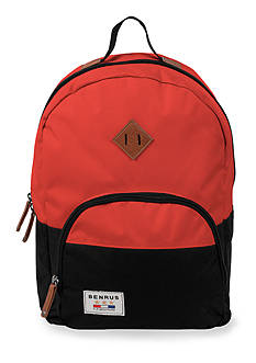 Benrus Bulldog Red Backpack