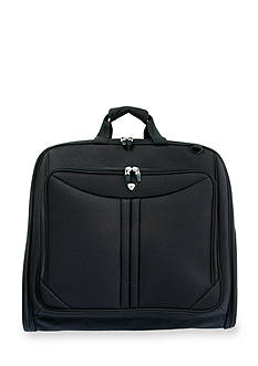 Olympia Luggage Deluxe Garment Bag - Online Only
