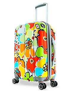 Olympia Luggage BLOSSOM 21 CARRY ON HS AQUA DS