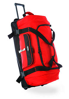 Olympia Luggage 30-in. Drop Bottom Rolling Duffle - Online Only