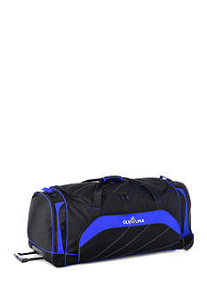 Olympia Luggage 40-in. Rolling Duffel