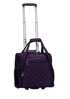 Rockland Melrose Wheeled Under Seat Carry-On