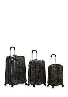 Rockland 3 Piece Vision Luggage Set - Snake