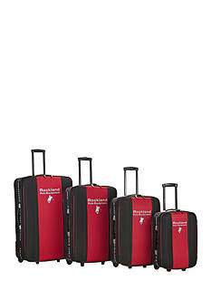 4 Piece Rockland Polo Equipment Set - Red