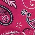 Duffel Bag: Pink Bandana Rockland 22