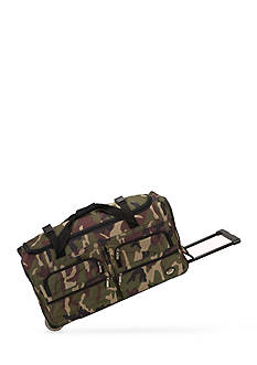 Rockland 36-in. Rolling Duffle Bag