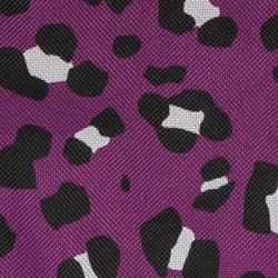 Luggage Sale: Purple Leopard Rockland 19