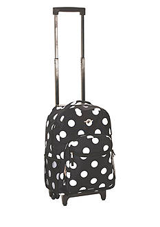 Rockland 17-in. Rolling Backpack