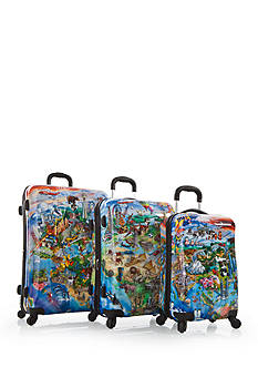 Heys It's A Small World 3 Piece Luggage Set