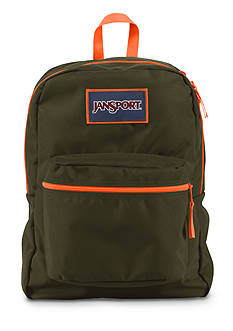 Jansport Overexposed Machine Backpack - Green