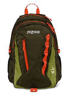 Jansport Backpack - Agave Green