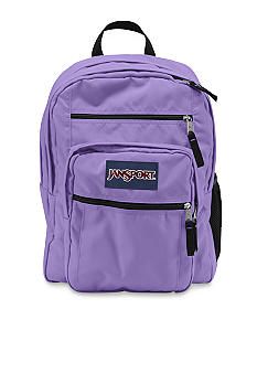 Jansport Big Student Backpack Penelope Purple