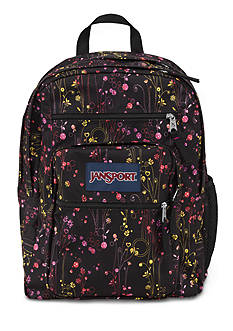 Jansport Big Student Backpack - Multi Climbing Ditzy