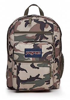 Jansport Big Student Backpack - Desert Camo